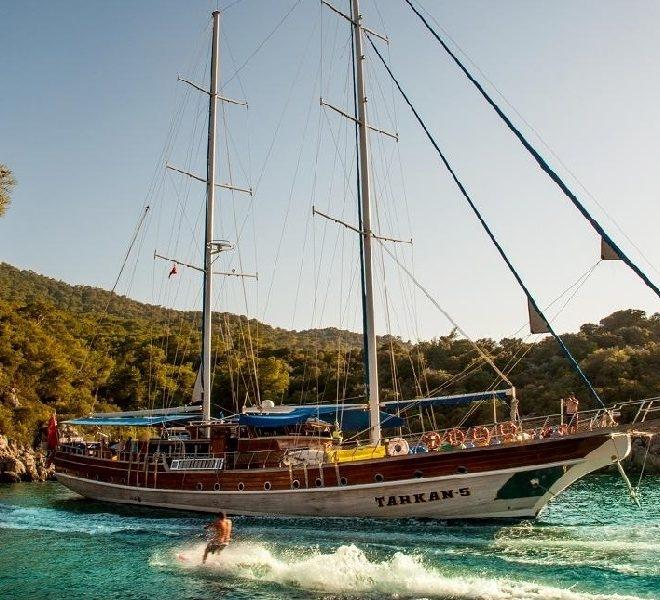 Turkey, Fethiye. Tarkan 5