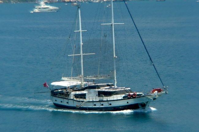 Esma Sultan 2 Gulet Yacht