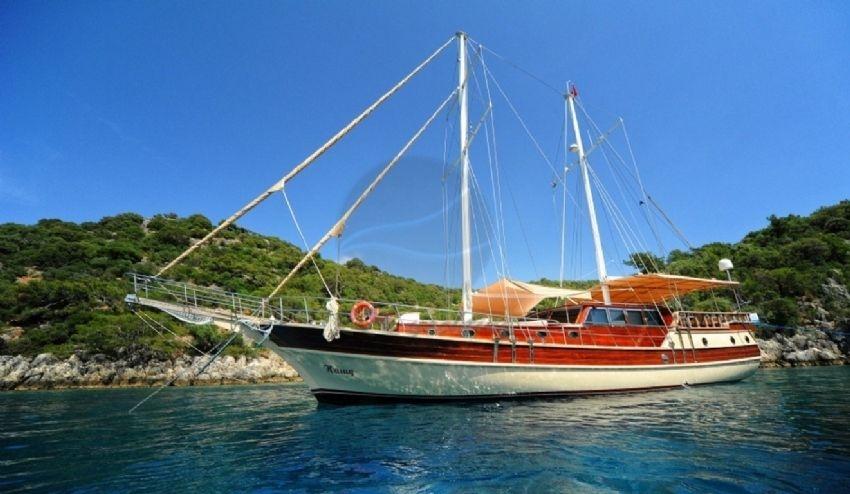Hasay Gulet Yacht