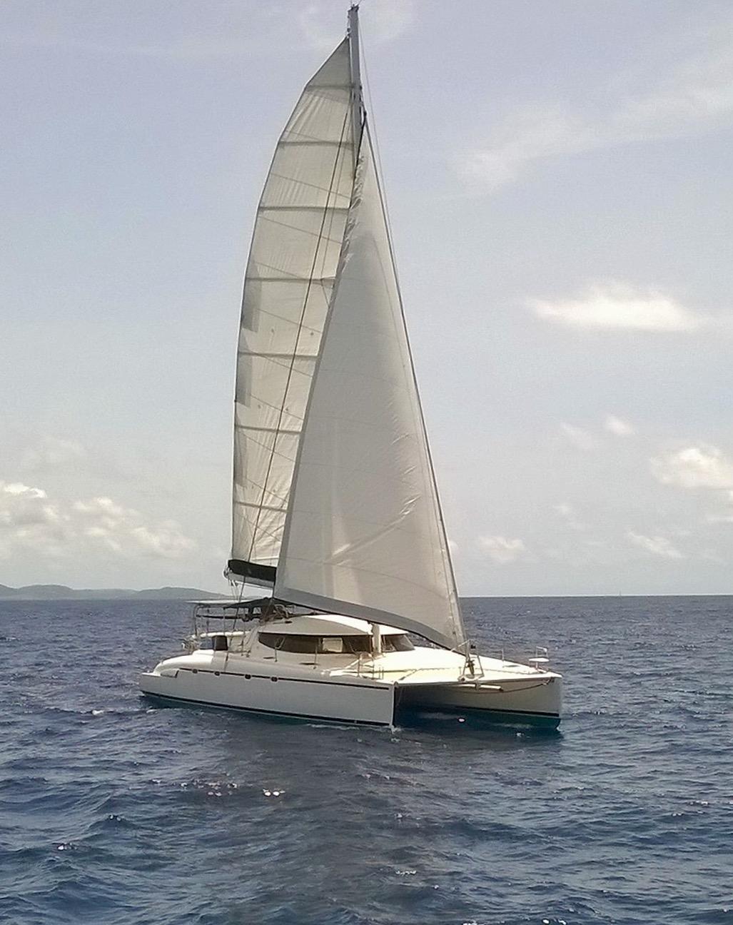 Grenada, Saint George's 46' Saili..