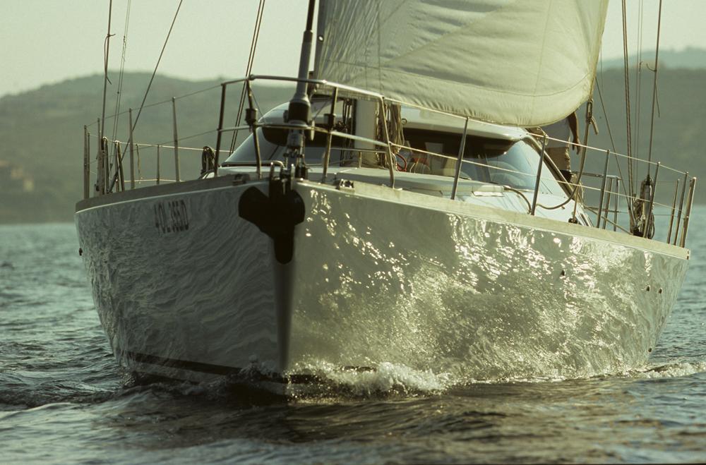 Italy, Cagliari. ITALO Sailing Yacht