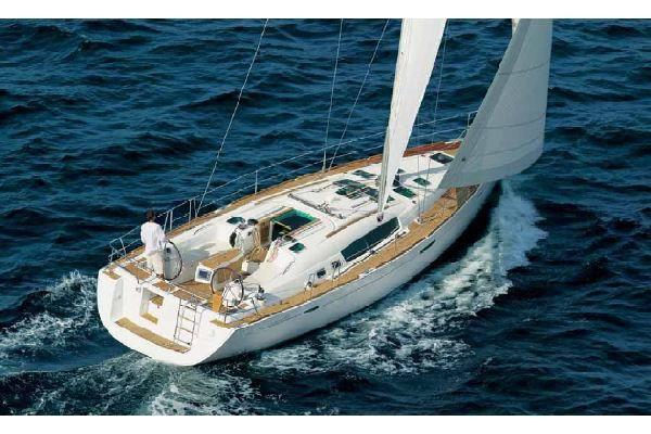 Greece, Volos. BENETEAU OCEANIS 46