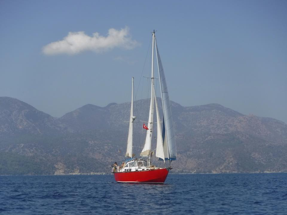Turkey, Yat Marina Isle Mah. Sail and Learn