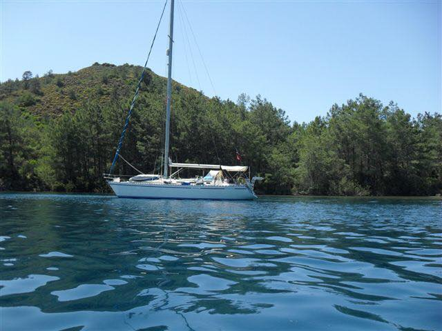 Turkey, Marmaris. Ofelia