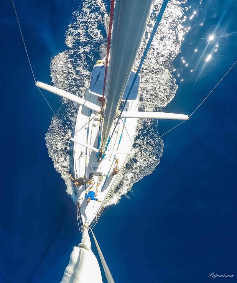 Greece, Corfu yachtlife experienc..