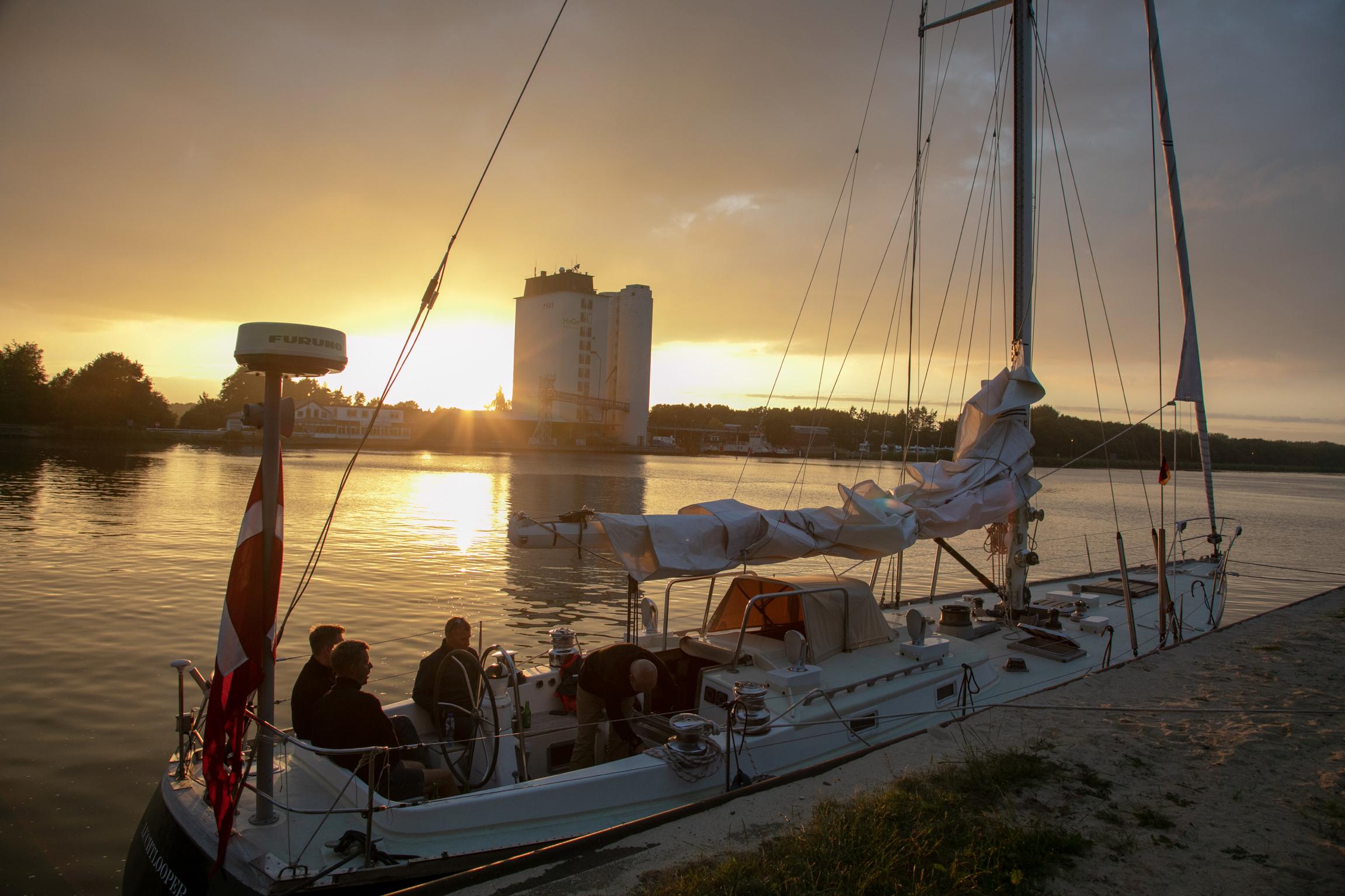 Denmark, Baltic sea, Bornholm, Gu..