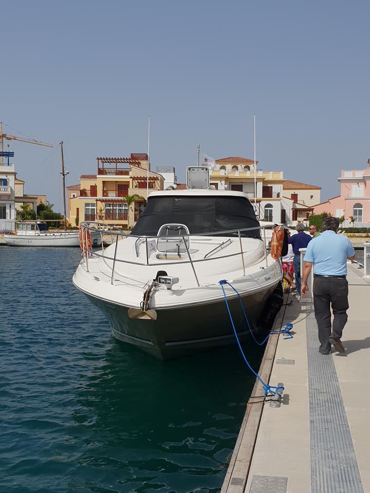 Cypros, Limassol. Sea Ray 425