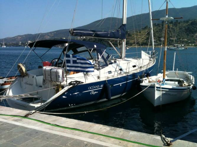 Greece, Piraeus, Marina ZEA. ANIMA