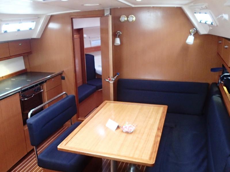 Croatia, Zadar. Bavaria Cruiser 40 Mojito