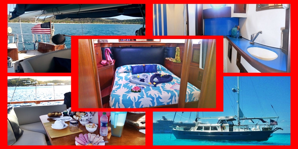 Bed&Breakfast Yacht DB 2 Guests