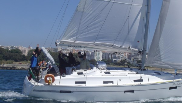 Portugal, Lisbon New Bavaria 36 Cruiser