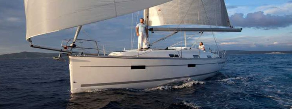 Greece, Athens, Marine Alimos. Bavaria 36 Cruiser.