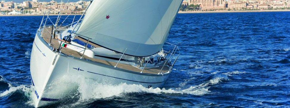 Greece, Athens, Marine Alimos. BAVARIA 38 CRUISER
