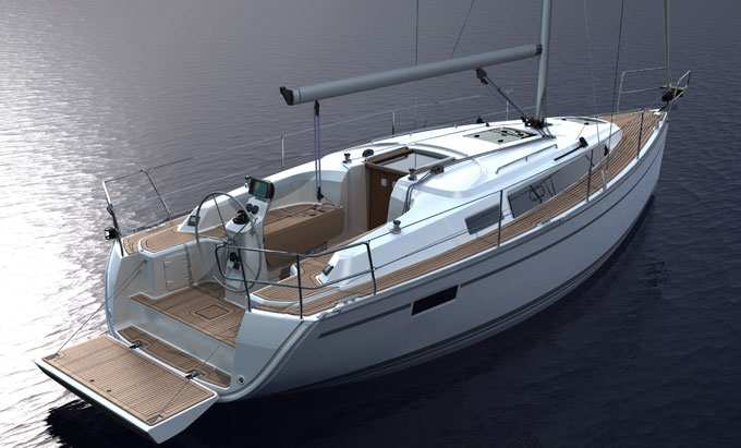Spain, Palma de Mallorca 33 Cruiser