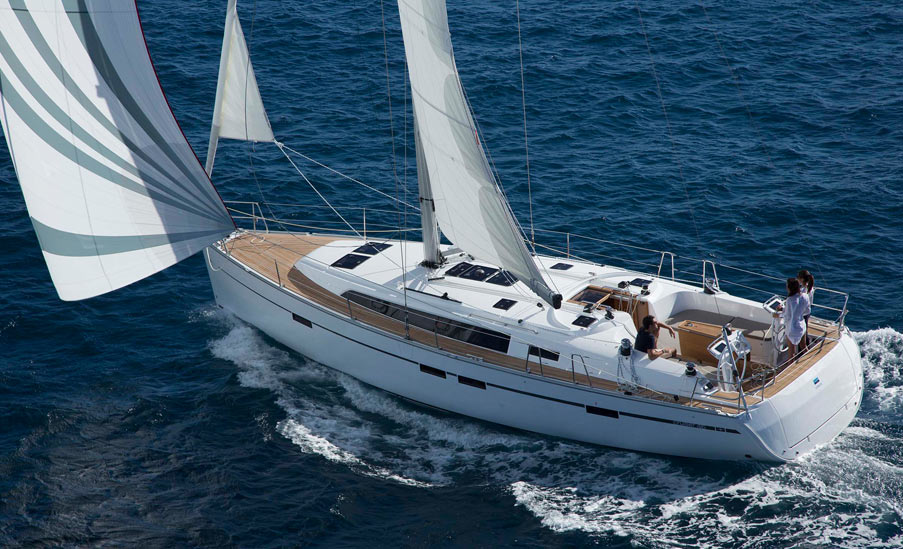 Greece, Piraeus. Bavaria Cruiser 46ft