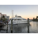 United States, Ft. Lauderdale. Pamper yourself on a Luxury Yacht!