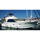Greece, Paros, Naoussa Marina. Giulietta II 14 Metre Motor Yacht