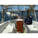 Grenada, Prickly Bay Marina. Corbin 39