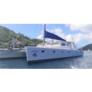 U.S. Virgin Islands. 50 ft Catamaran