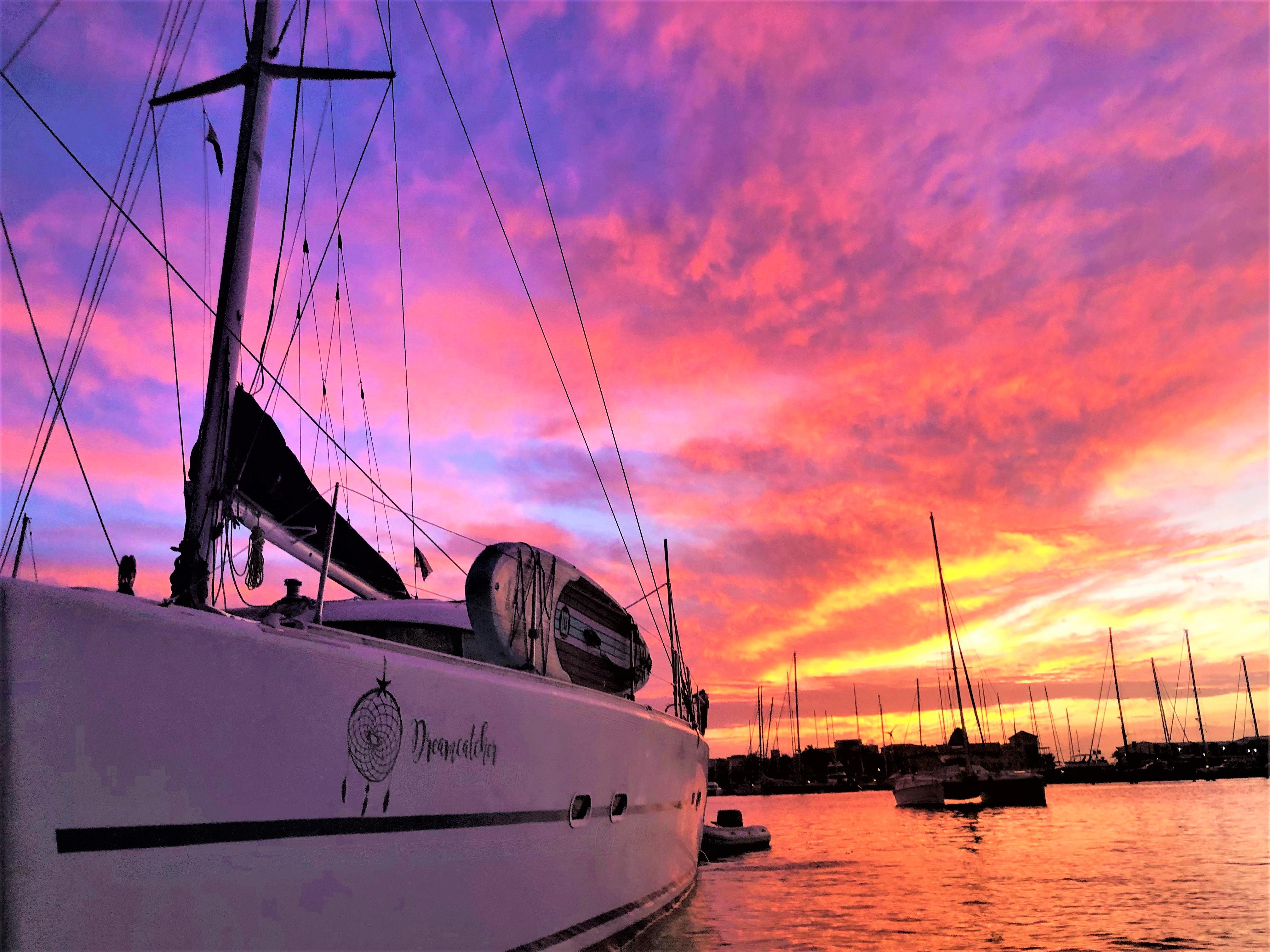 Saint Martin, Simpson Bay.