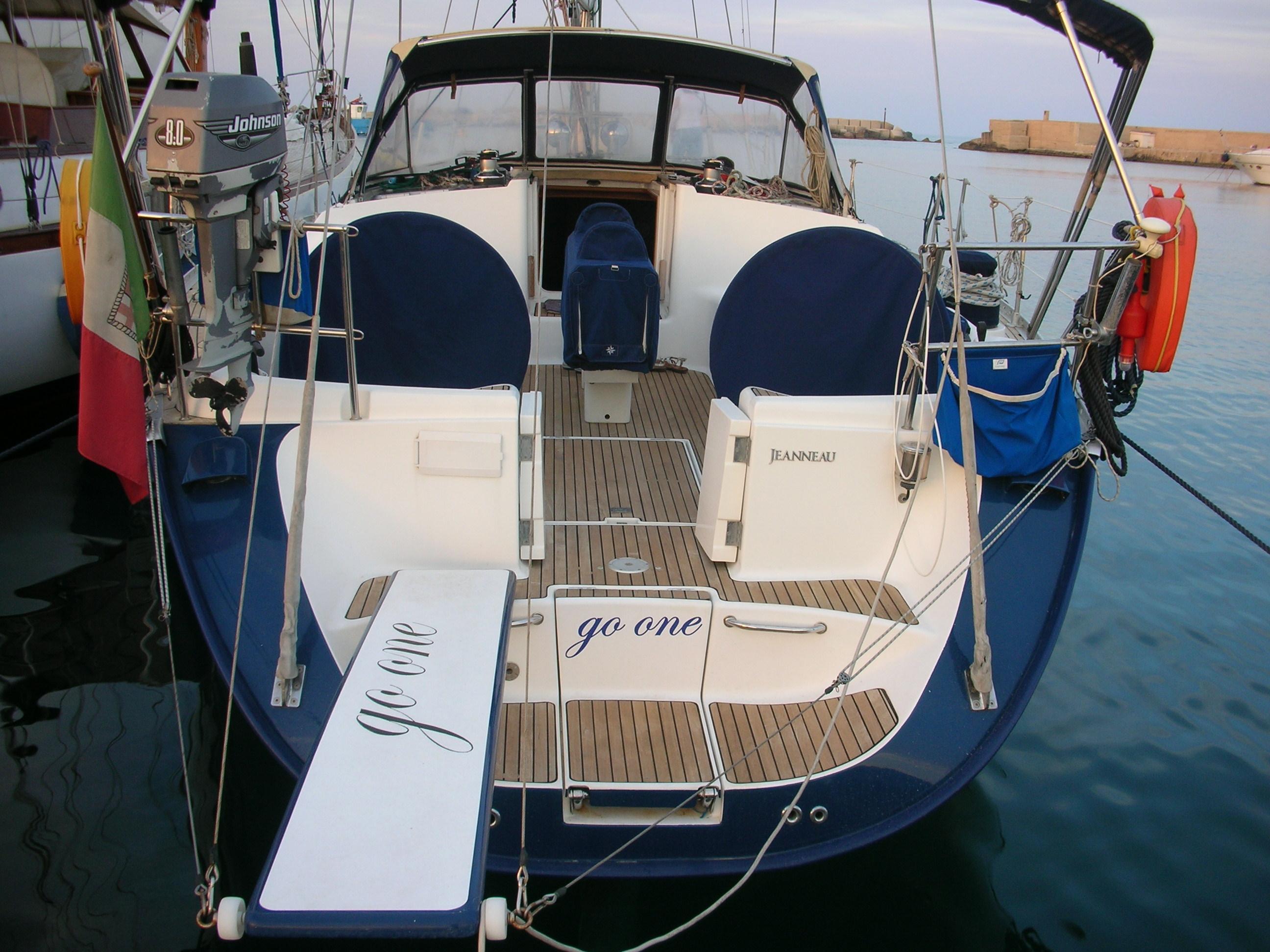 Malta. Sun Odyssey Jeanneau 52.2