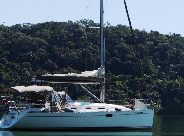 Sailboat Brazil - Paraty Angra Reis