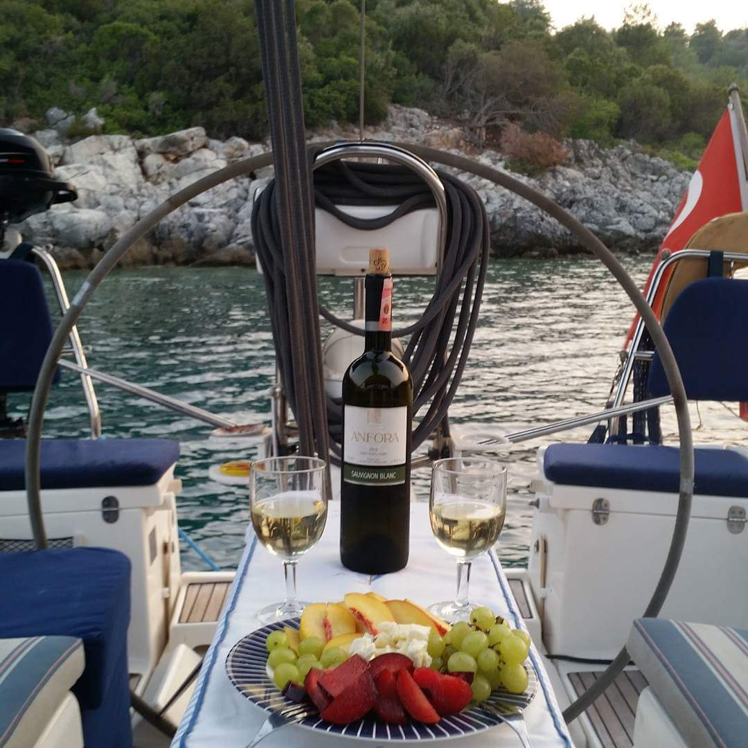 Turkey, Bodrum. NAVITA 40 Feet Performance Yacht