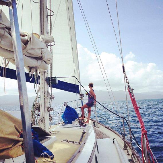 Panama. San Blas Islands.
