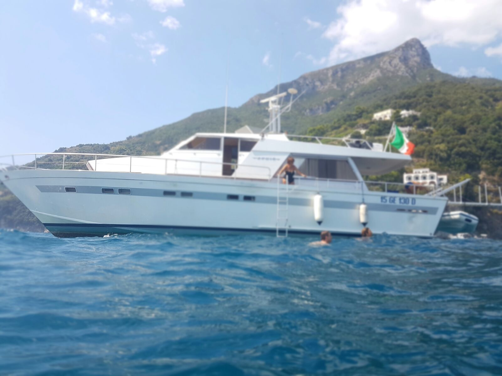 Italy, Salerno, Amalfi Coast