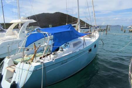 U.S. Virgin Islands, Red Hook. Miriah