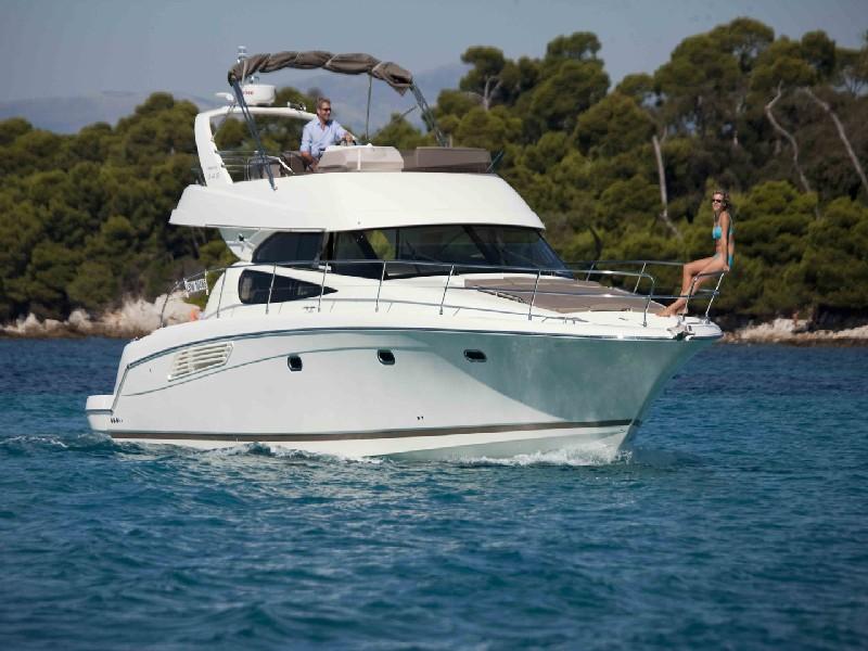 Croatia, Split. Jeanneau Prestige 440