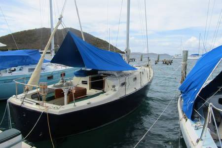 U.S. Virgin Islands, St. Thomas.. Shirley Anne