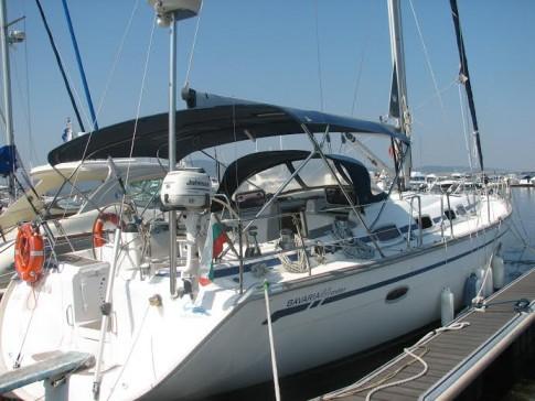 Bulgaria, Varna. Bavaria 46 Cruiser